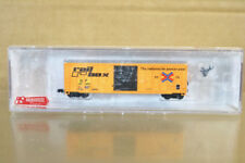 ROUNDHOUSE 83501 N SCALE UNION PACIFIC UP RAILBOX Re STENCIL BOXCAR WAGON nn