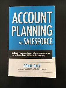 Account Planning in Salesforce (Paperback or Softback), SHIPS FREE