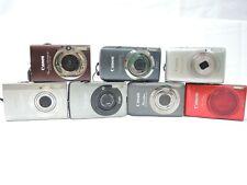 Canon Powershot SD3500,Sd1400, Sd1100, elph 100hs,elph300hs, SD790 parts lot