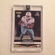 #448 Ju'Wuan James Dolphins / Tennessee 2016 Panini Instant Black 1/1 made