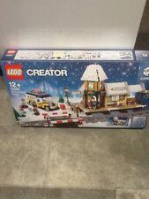 **NEW LEGO** 10259 creator expert WINTER VILLAGE STATION