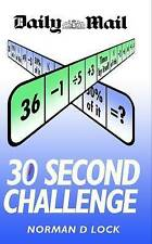 Daily Mail 30 Second Challenge: The Original Brain Trainer