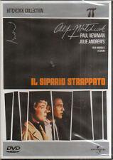 IL SIPARIO STRAPPATO Hitchcock - DVD NUOVO