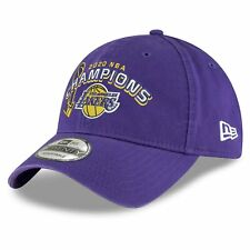 Los Angeles Lakers New Era 2020 NBA Finals Champions Trophy 9TWENTY Adjustable