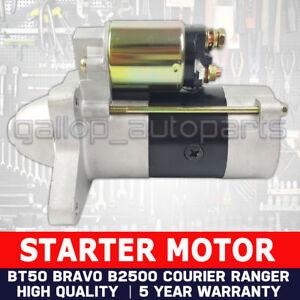 Starter Motor for Mazda Bravo B2500 E2500 BT50 WL WLT WLAT 2.5L WEAT 3.0L Diesel