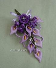 Lily Synthetic Wedding Corsages