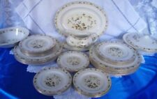 York Unboxed Royal Doulton Porcelain & China Tableware