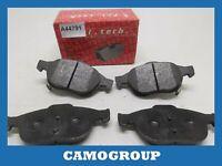 Pills Front Brake Pads Pad TOYOTA Avensis 0446505050