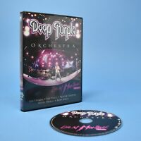 Deep Purple With Orchestra - Live At Montreux 2011 DVD - Region 1