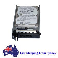 "DELL Hitachi HUC101473CSS300 73GB 10K 2.5"" SAS Hard Disk Drive With Caddy 0RW549"