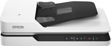 Epson Dokumenten Scanner WorkForce DS-1660W WiFi Scanner Flachbett Scanner