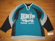 CCM HOCKEY NIGHT IN BOSTON Summer Showcase No 18 XL Jersey w Tag SAN JOSE SHARKS