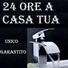 Rubinetto LAVABO BIDET BAGNO CASCATA RUBINETTERIA MISCELATORE ALTA QUALITA'