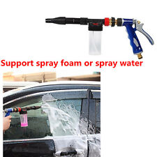 Car Clean Pressure Wash Water Washer Foamaster Soap Snow Foam Lance Sprayer Gun