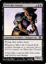 MIRRI THE CURSED Planar Chaos MTG Black  Creature — Vampire Cat RARE