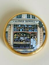 Vintage Staffordshire Enamels Paperweight Commissioned by Dunhill Limited Ed