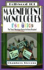 Magnificent Monologues for Teens: The Teens Monol