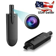 720P HD Pocket Pen Hidden Spy Portable Body Video Recorder USB DVR Camera -HD088