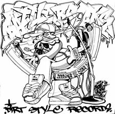 "Psychedelic Skratch Bastards - Battle Breaks Dirt Style 7"" Vinyl 45 SCRATCH DJ"