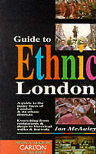 Mcauley-Guide To Ethnic London  BOOK NEW
