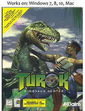 Turok: Dinosaur Hunter PC Mac Game