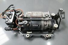 Audi A8 S8 4H Facelift Aas Compresseur avec Bloc de Vanne Pneumatique 4H0616005C
