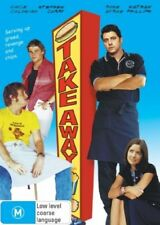 Take Away (2003) DVD Vince Colosimo-Stephen Curry-Rose Byrne-Nathan Phillips NEW