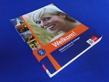 Welkom! A1-A2 Niederländisch für Anfänger. Lehrbuch mit Audio-CD