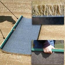 Jumbo Cocoa Drag Mat - 6' x 4' - Baseball/Softball Field Maintenance