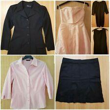 Clothes Bundle Size 10 Dresses Blazer Skirt Shirt