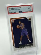 2018-19 NBA Hoops Deandre Ayton Rookie Card PSA 9 - Invest - Suns WOW