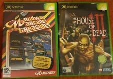 House of the Dead III Midway Arcade treasures Xbox