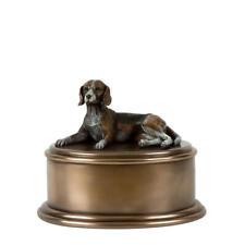 Perfect Memorials Beagle Figurine Cremation Urn