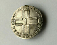 Russia Empire 1 Rouble 1800 Paul I Silver coin