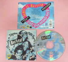 CD BATTITO! compilation 1995 LIGABUE GIANLUCA GRIGNANI IRENE GRANDI (C8) no mc