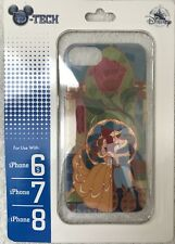 BEAUTY AND THE BEAST D-TECH IPHONE 8/7/6S/6 CASE