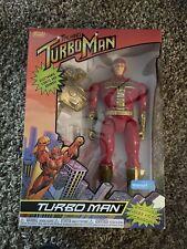 """Funko Jingle All The Way 13.5"""" Talking TURBO MAN Walmart Exclusive"""