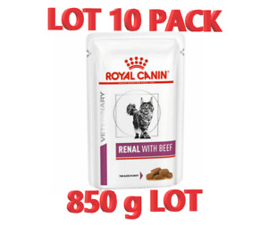 Royal Canin VD RENAL BEEF CAT wet 85g - wet food for cats