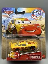 Disney Pixar Cars Color Changers Lightning McQueen 2020 version-New Arrival