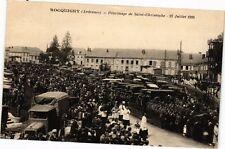 CPA  Rocquigny (Ardennes) -Péterinage de Sint-Christophe 27 Juillet 1924(224974)