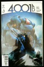 4001 AD #3 Cover A (VALIANT Comics) Comic Book VF/NM
