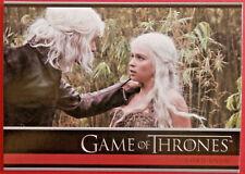 GAME OF THRONES - Season 1 - Card #09 - LORD SNOW - Rittenhouse 2012
