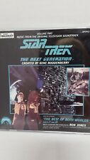 Star Trek The Next Generation Music from Original Tv Soundtrack Cd Volume Two