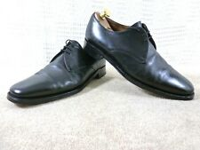 Church's Cheaney Negro de Hombre Derby Zapatos UK 8 Us 9 Eu 42