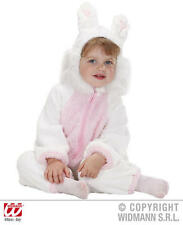 Fuzzy Bunny Rabbit Baby Fancy Dress Costume 0-6 Months Childrens Outfit