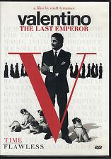 Valentino The Last Emperor (DVD, 2009, Widescreen)