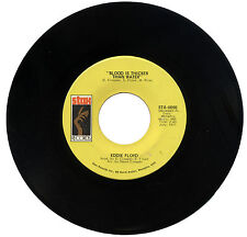 """EDDIE FLOYD  """"BLOOD IS THICKER THAN WATER c/w HAVE YOU HEARD THE WORD""""   LISTEN!"""