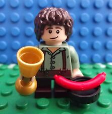 Lego The Lord of the Rings FRODO Mini Figure Fig & Accessories Cup Sausage Pan
