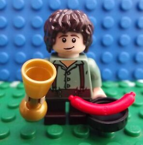 LEGO The Lord of the Rings FRODO Mini Figure Fig & Accessories Cup BRAND NEW
