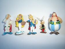 ASTERIX & OBELIX FIGURINES SET PLASTOY ITALY - FIGURES COLLECTIBLES MINIATURES